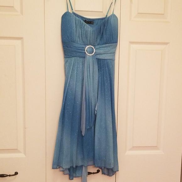 Ruby Rox Other - Gorgeous Turqoiuse Junior Dress Brand New w/ Tags